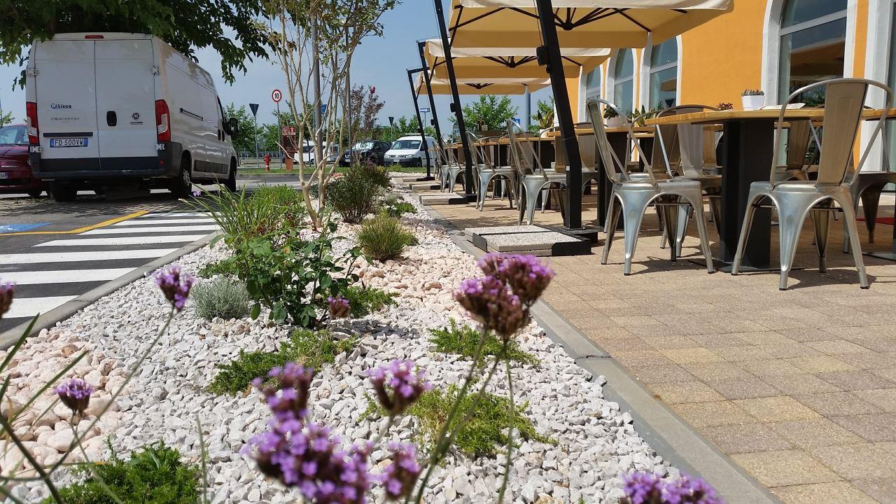 Palmanova Outlet Village - Giardini di Paolo